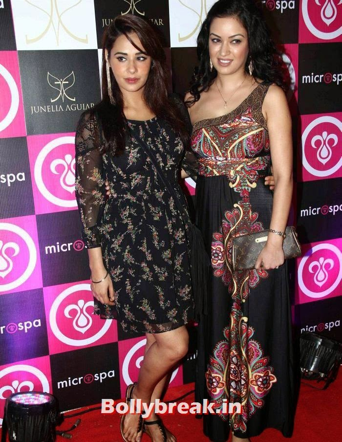 Maryam Zakaria, Keratin Secrets Launches Revolutionary Hair Care Product Microspa