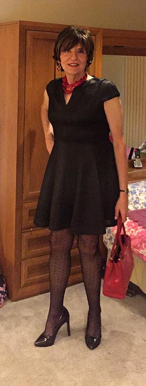 Company Christmas Party Dress.Femulate Company Christmas Party
