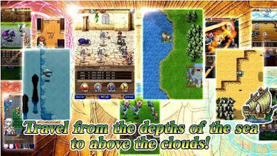 RPG Heirs of the Kings [Premium] v1.1.0g  Apk Version Terbaru English