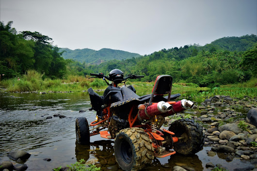 EXPLORE NATURE AND PUMP UP YOUR ADRENALINE WITH ATV ADVENTURES RIZAL