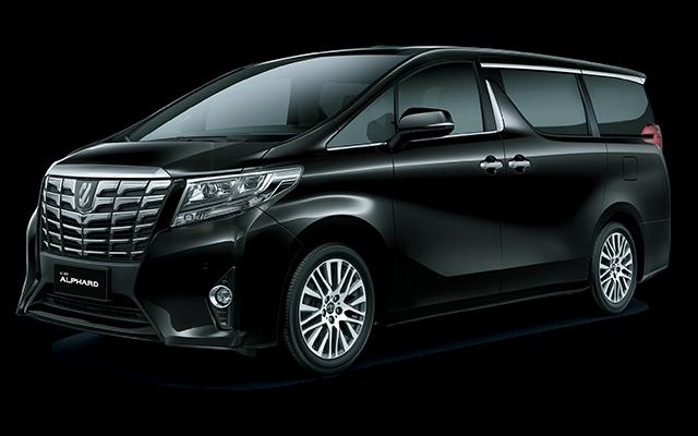 Toyota New Alphard Jakarta