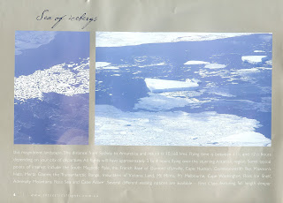 ANTARCTIC FLIGHTS BROCHURE
