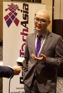 Vincent Fong, General Manager, Knowledge Group