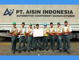 Lowongan Kerja PT Aisin Indonesia Terbaru (Astra Group)