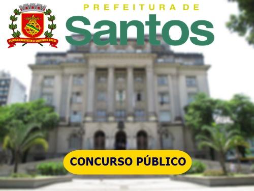 APOSTILAS da Prefeitura de Santos-SP: