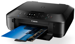 Canon PIXMA MG5660 Support Driver & Manual Instructions