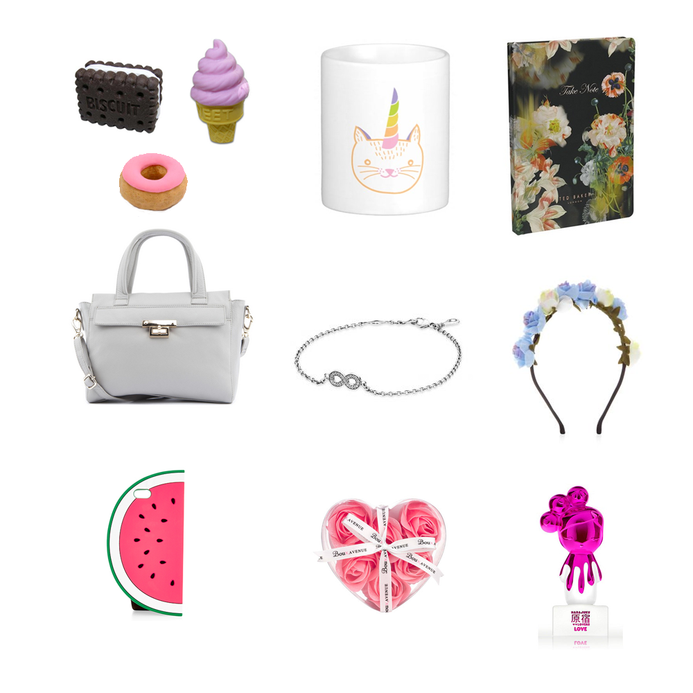 Girly wishlist