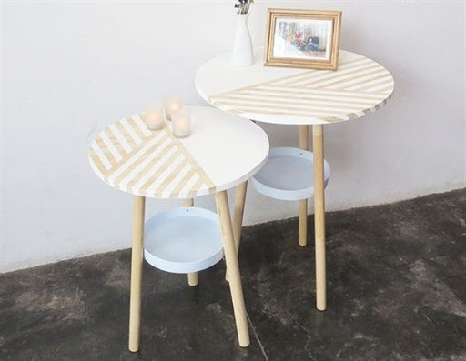 accent tables for small spaces