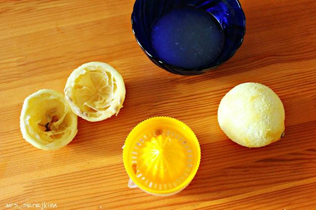 лимонное мороженое на сливках