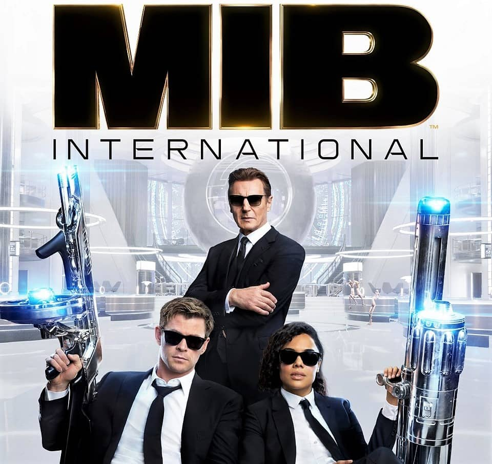 Upcoming Science Fiction Movie 'Men In Black:International' Official Trailer Out Now
