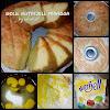 Resep Membuat Kue Bolu Nutrijell Mangga. Wangi, Lembuuut dan Agak Kenyal Bikin Asyik Ketika di Kunyah Nagiiiih