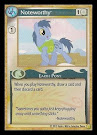 My Little Pony Noteworthy GenCon CCG Card