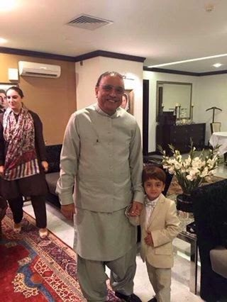 Zardari Second Son Sajawal Zardari Pictures Leaked