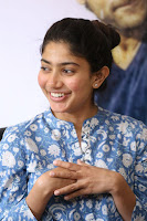Sai Pallavi looks super cute in plain dress at her interview in Telugu about movie Fidaa ~ Exclusive Celebrities Galleries 051.JPG