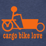 CARGO BIKE LOVE SHIRTS