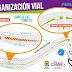 Inician cambios en la vía Panamericana para minimizar riesgo de accidentalidad en La Piedra Norte.