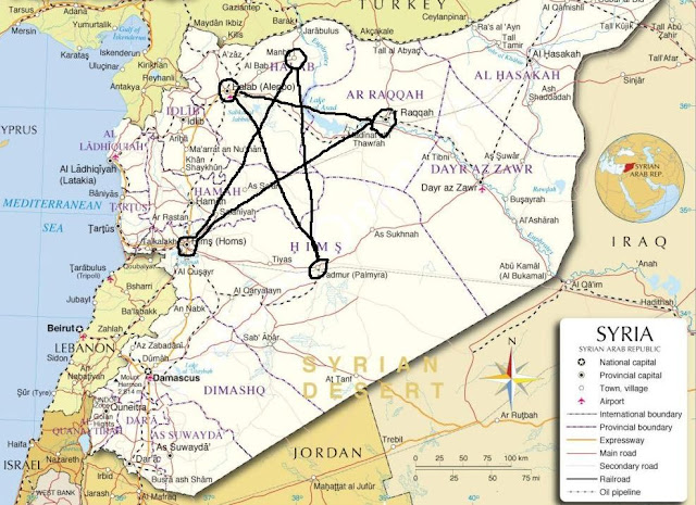 敘利亞五芒星