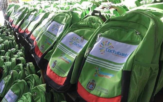 Proceso por mochilas se amplía a funcionarios ediles de Cercado / LOS TIEMPOS