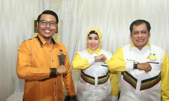 Mukhtar Tompo Beberkan Daya Pikat NH-Aziz Didukung Hanura