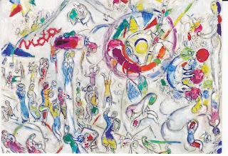 Inutilidade das palavras for Marc chagall paris vu de ma fenetre