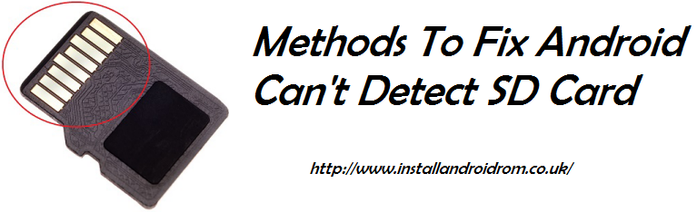 Methods To Fix Android Can't Detect SD Card.png