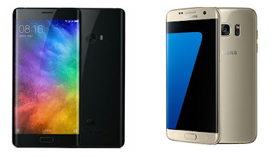 Xiaomi Mi Note 2 Vs Samsung Galaxy S7 Edge