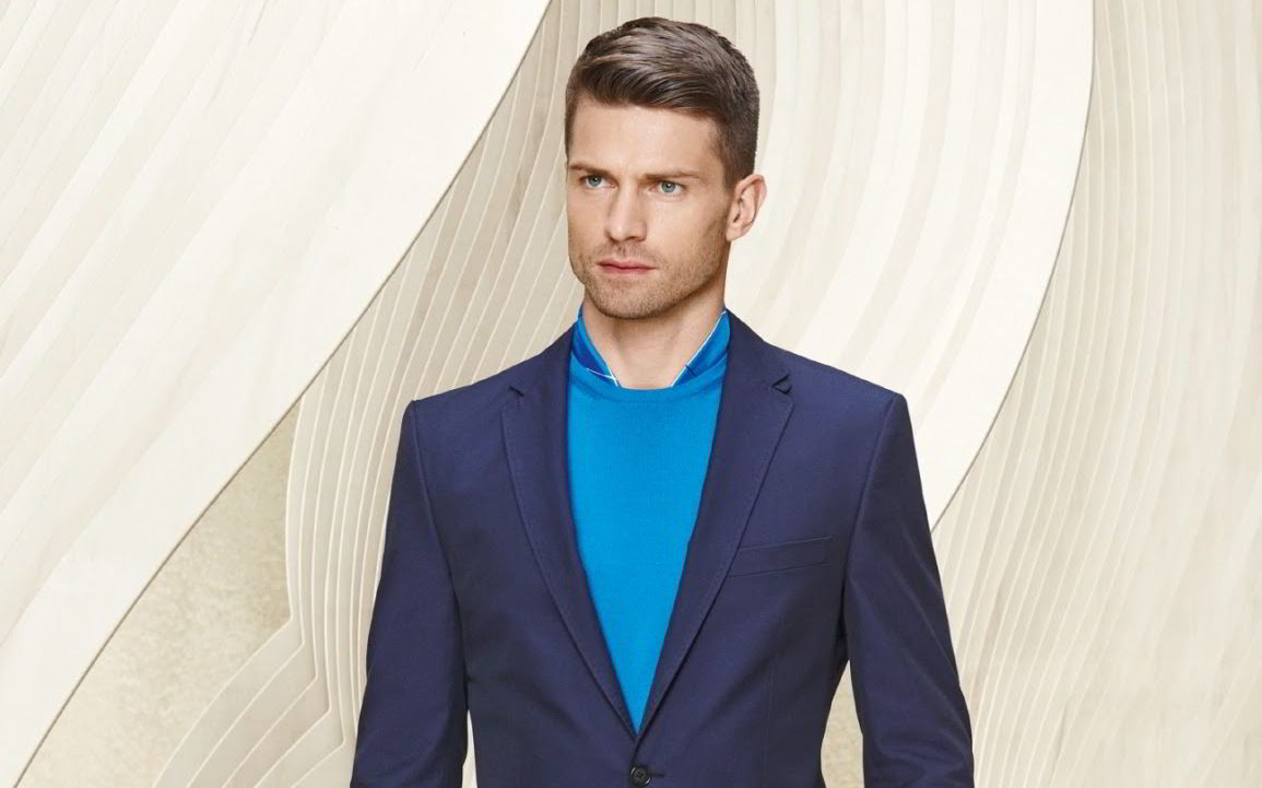 24caeacffd Hugo Boss Resort 2016 Collection - Male Fashion Trends