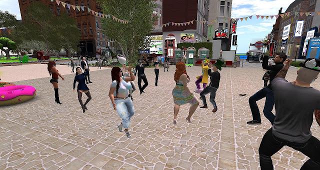 dance 005 Dance off Sunday
