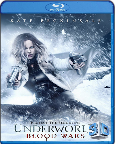 Underworld: Blood Wars [2016] [BD50] [Latino] [3D]