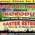 Pastor Kumuyi storms Ikorodu again!