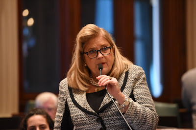 Governor Rauner appointed retiring pro-life State Rep. Patti Bellock to direct the Department of Healthcare and Family Services