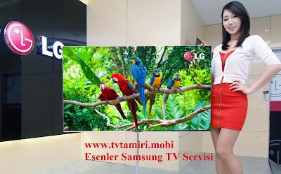 Esenler Samsung TV Servisi