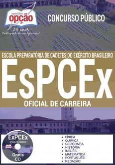 Apostila EsPCEx - Oficial de Carreira - Concurso Exército