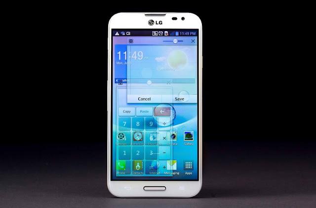 LG Optimus G Pro in India