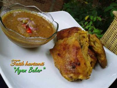 Baca Resep Ayam Bakar Teflon Selengkapnya yuk!