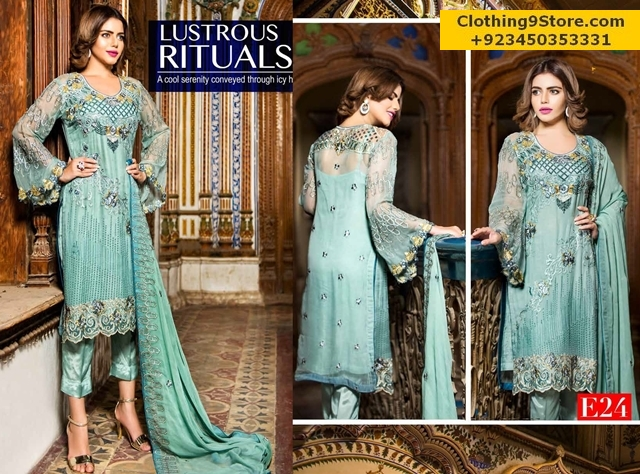 Maryam's Empreus Chiffon Collection