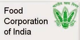 Food Corporation of India Recruitment 2018