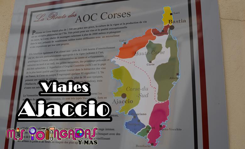 Viajes | El precioso municipio de Ajaccio | Crucero mediterraneo MSC (I)