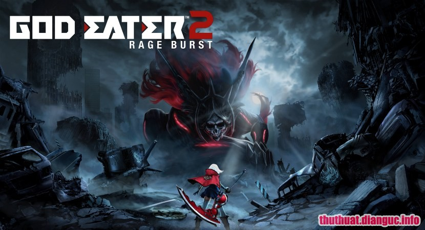 Download Game God Eater 2 Rage Burst Full Cr@ck