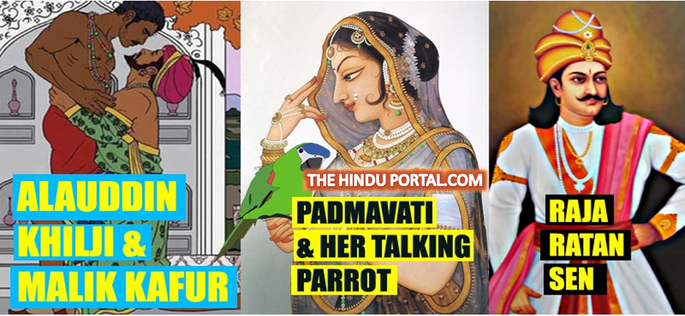 Rani Padmini (Padmavati) - Truth and Hidden Facts Bravery and Pride of Indian Womanhood