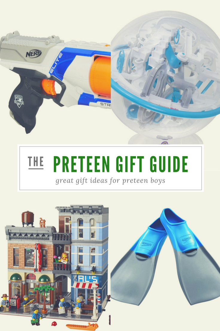 Preteen boy gift guide