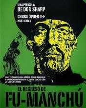 El regreso de Fu-Manchú (1965) Descargar y ver Online Gratis