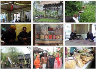 Wisata Cimahi Kampung Adat Cireundeu