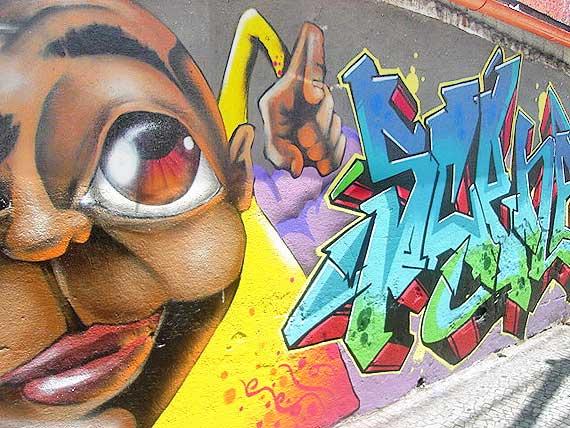 História Da Arte Do Grafite Point Da Arte