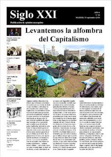 Periódico Siglo XXI nº 38