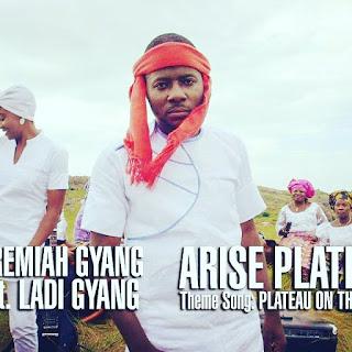 MUSIC + video : JEREMIAH GYANG - Arise Plateau