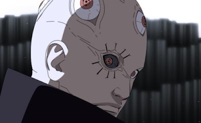 mata unik yang diwariskan secara turun temurun pada keturunan Klan Uchiha dari desa Konoh 7 Karakter Non Uchiha yang mempunyai mata Sharingan
