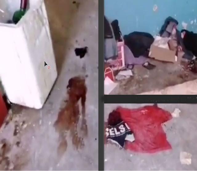 Masacre en Picadero Sicarios sorprenden  y les vacían los cartuchos, dejan 4 ejecutados y 3 heridos en Ciudad Juárez, Chihuahua