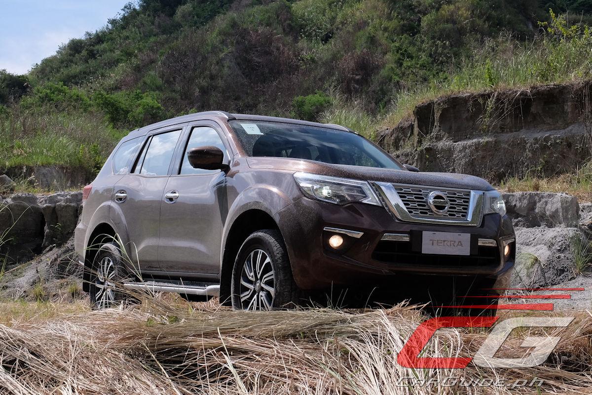 First Drive: Nissan Terra 4x4 VL