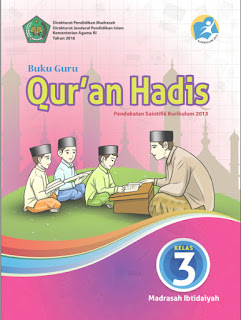 Qur'an Hadis Buku Guru Kelas 3-III Kurikulum 2013 Revisi